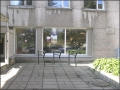 Pie LU Moderno valodu fakultātes, Visvalža ielā 4a. Stabila konstrukcija sešu velosipēdu rāmju pieslēgšanai