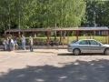 50 vietīga velostāvieta Ķīpsalā RTU Būvniecības fakultātei līdzās esošajā autostāvvietā (pretī Ķīpsalas peldbaseinam).